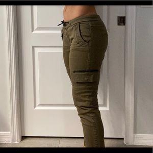Zara Skinny Cargo